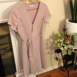 Lush Wrap Dress